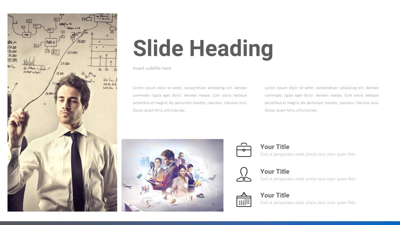 Corporate Sales Management Free PowerPoint Templates