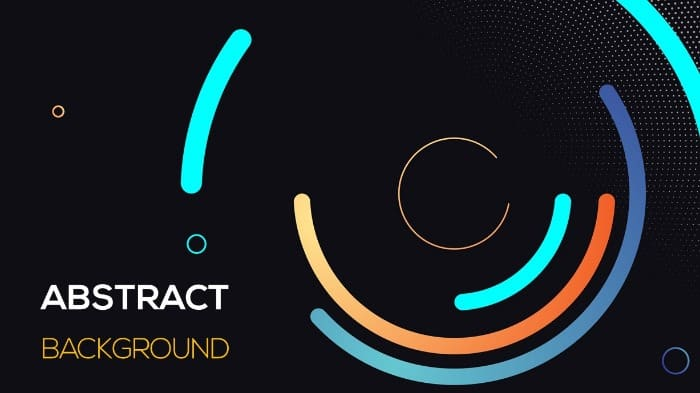 Free Abstract Background PowerPoint Template