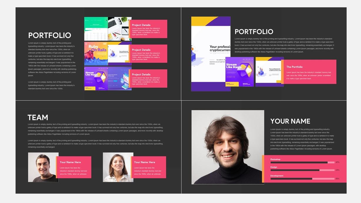 POFO Free PowerPoint Template
