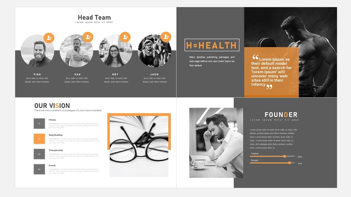 Spring Free PowerPoint Template