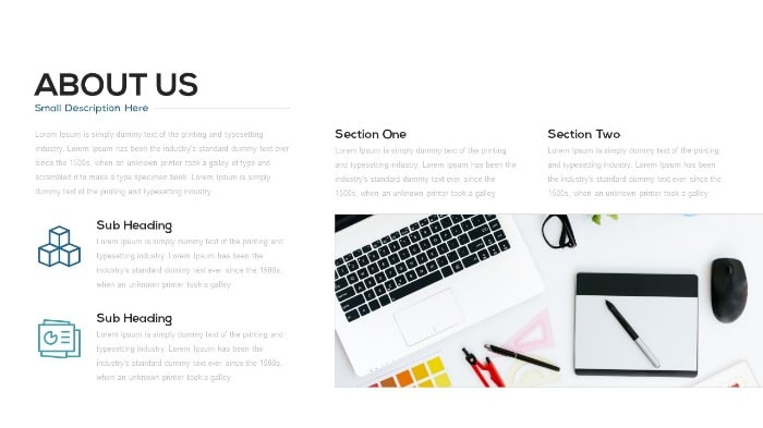 TechO Free PowerPoint Template