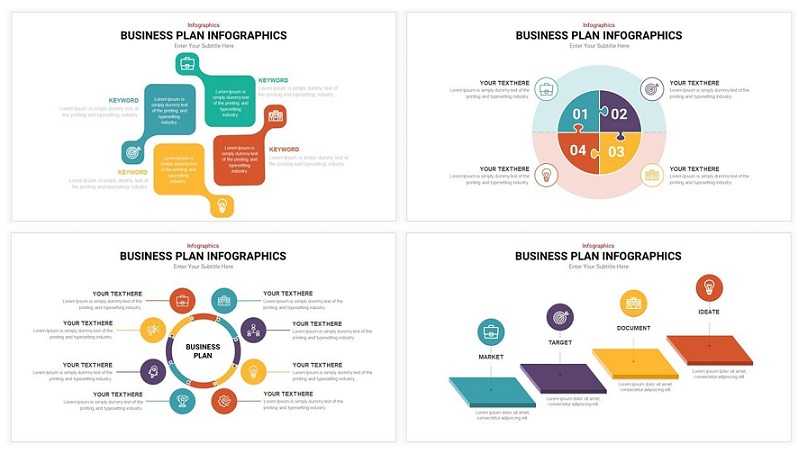 business planning presentation template