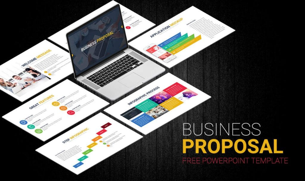 Business Proposal Free PowerPoint Templates