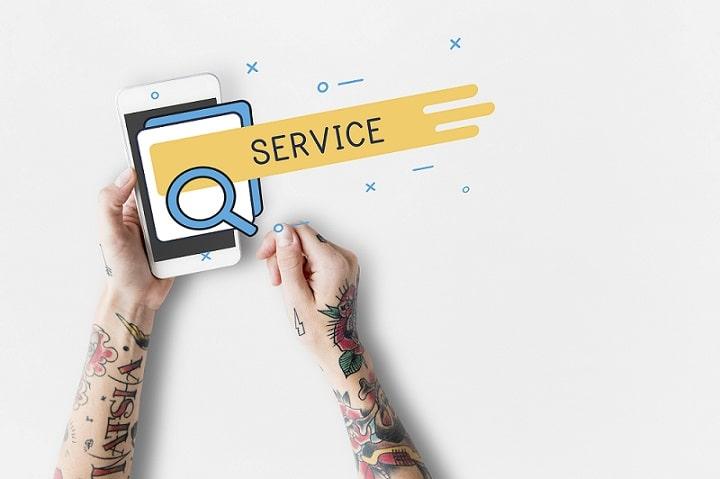 top 10 customer service PowerPoint templates