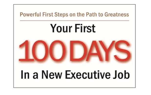free 100 day plan PowerPoint template