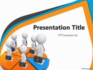free sales plan ppt template