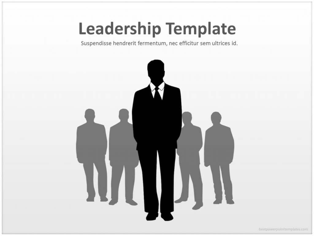 free leadership team building PowerPoint templates