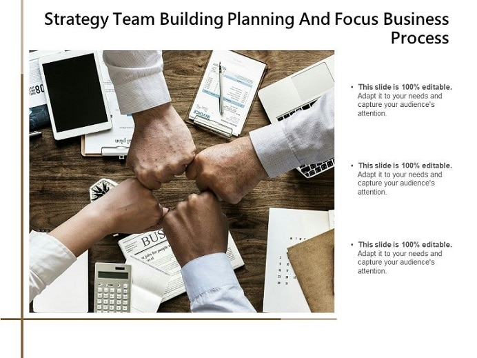 team building activities PPT presentation templates