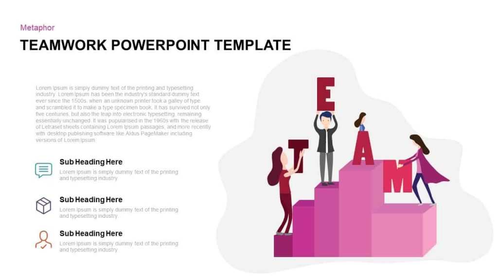 team building ppt templates