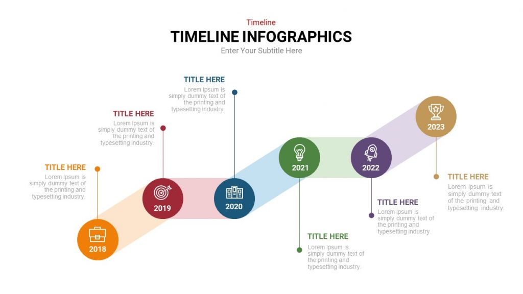 free Google timeline templates
