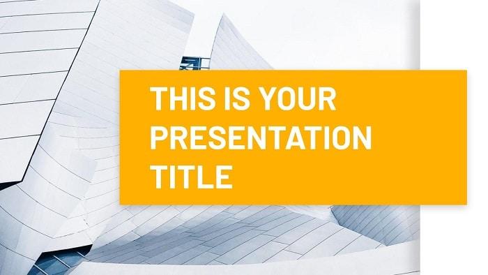 architecture brochure templates
