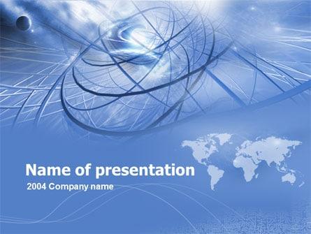 telecommunication brochure template