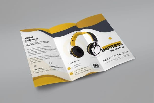 Free Business Brochure Templates