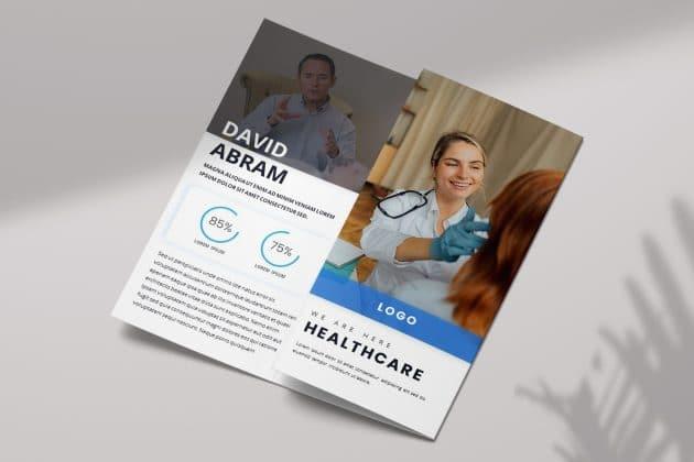 free health brochure templates