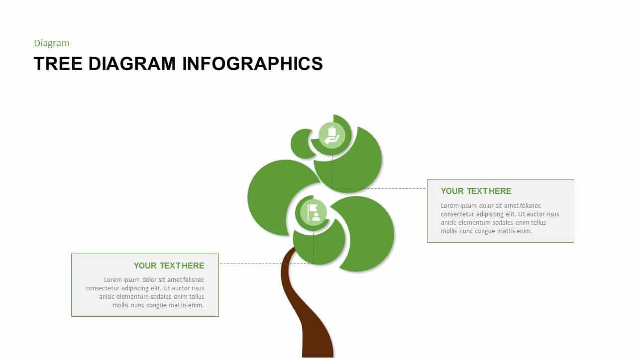 Free PowerPoint Tree Diagram