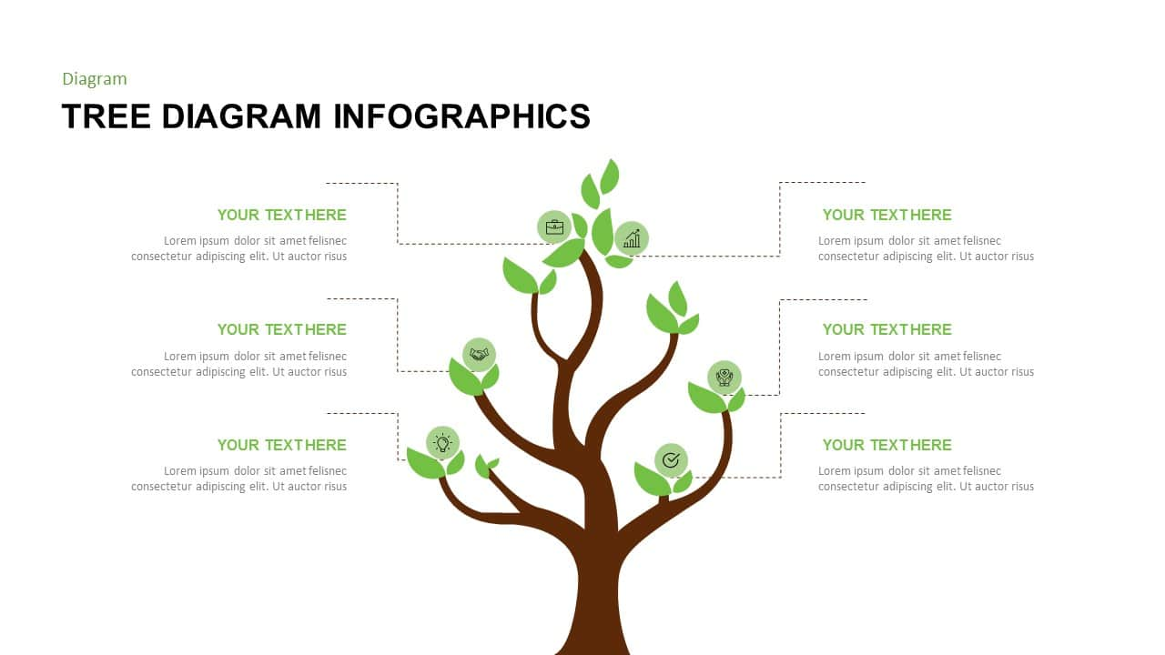 free tree PowerPoint template