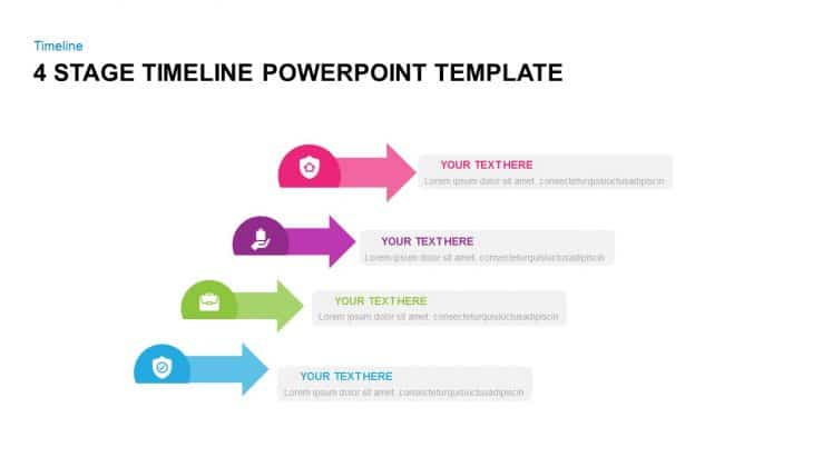 Free PowerPoint timeline templates
