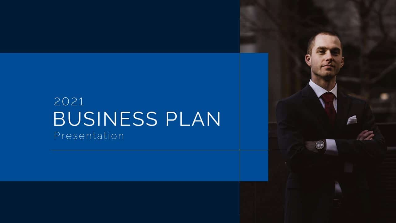free business pitch deck