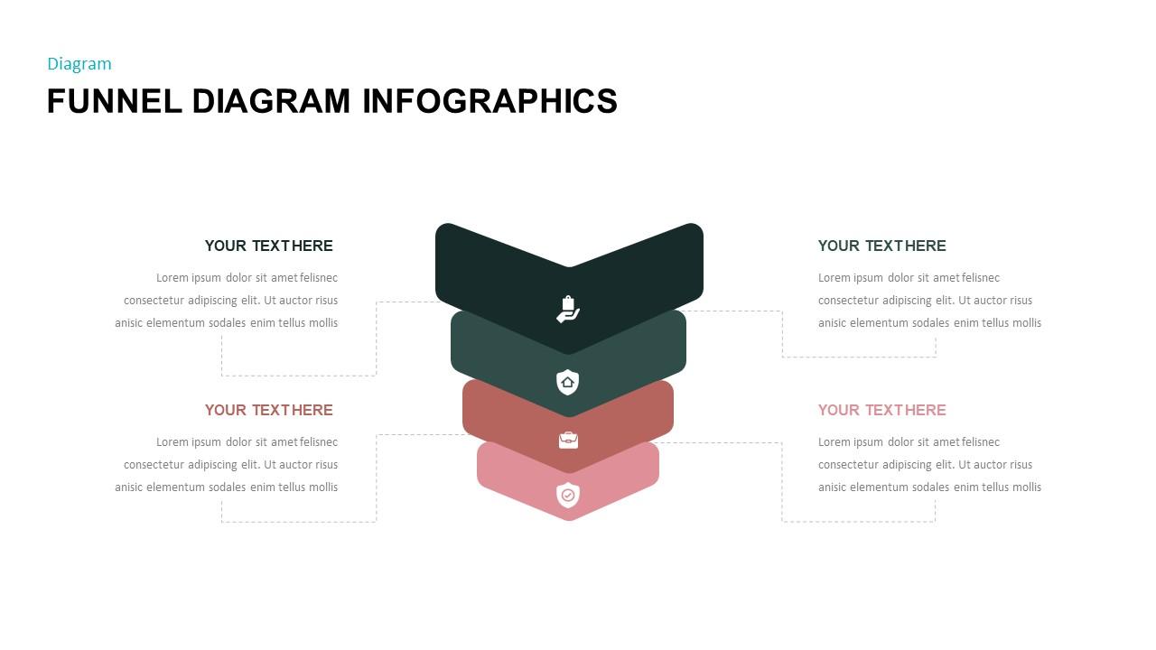 Free Creative Sales Funnel Diagram Google Slides
