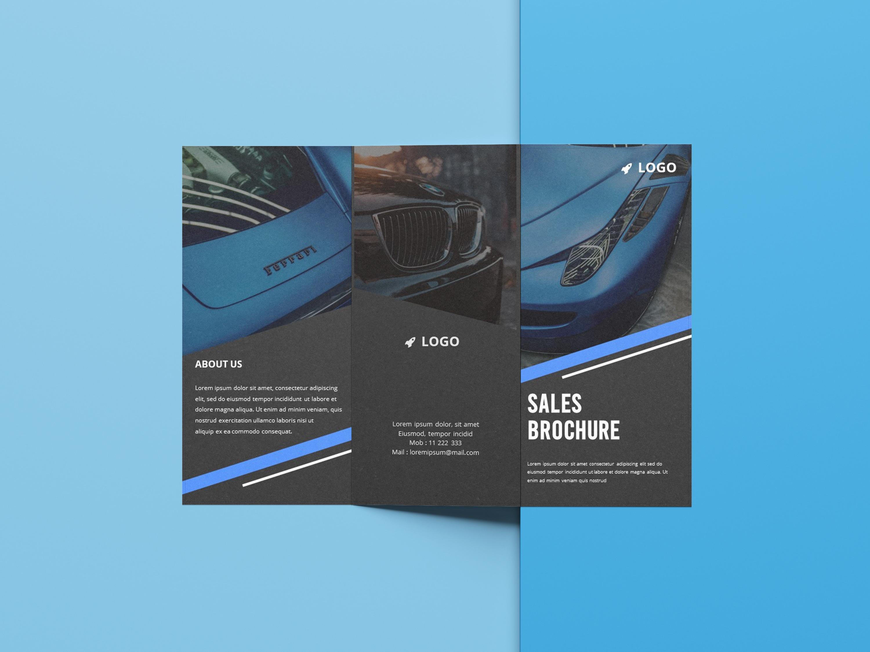free sales brochure templates