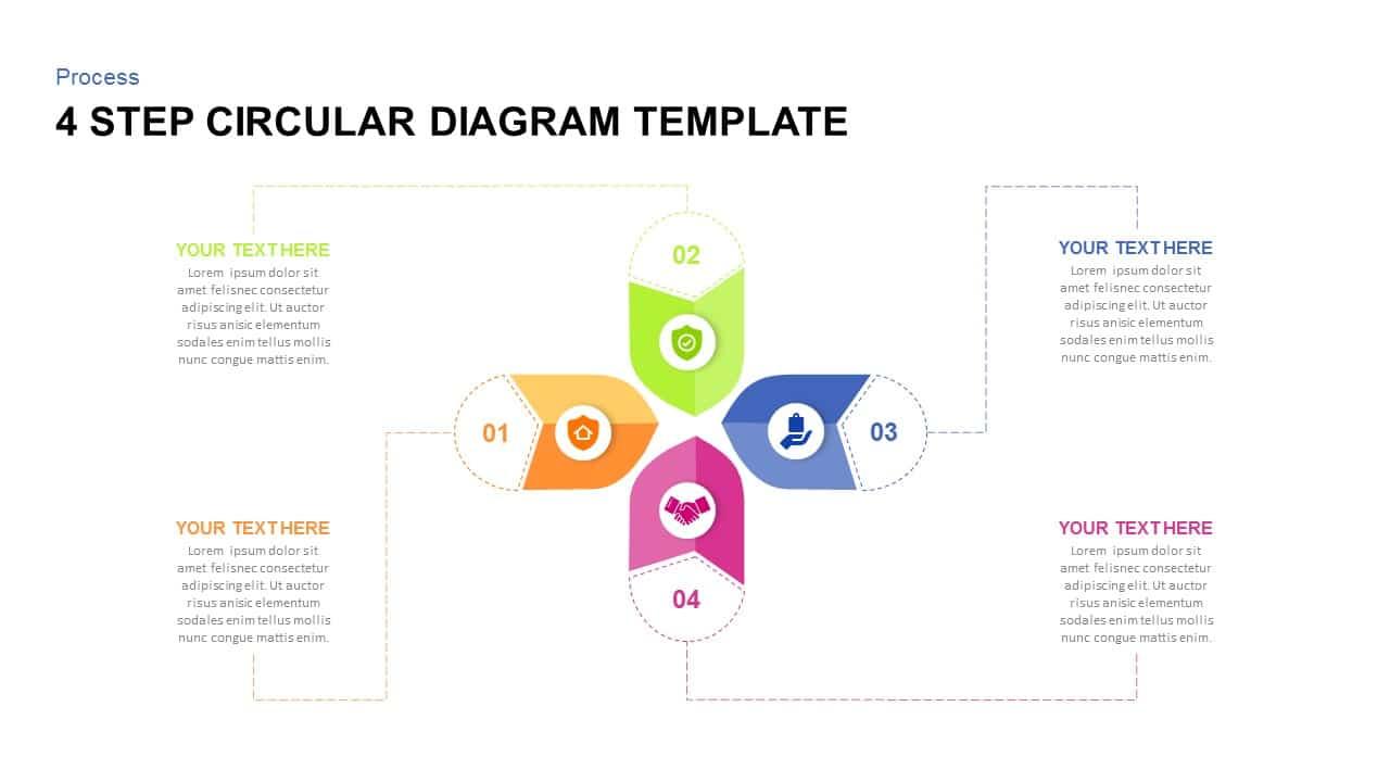 Free Circular Infographics