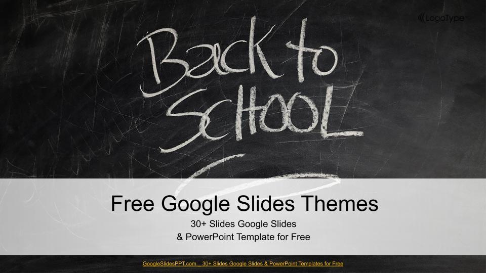 back to school free google slides themes