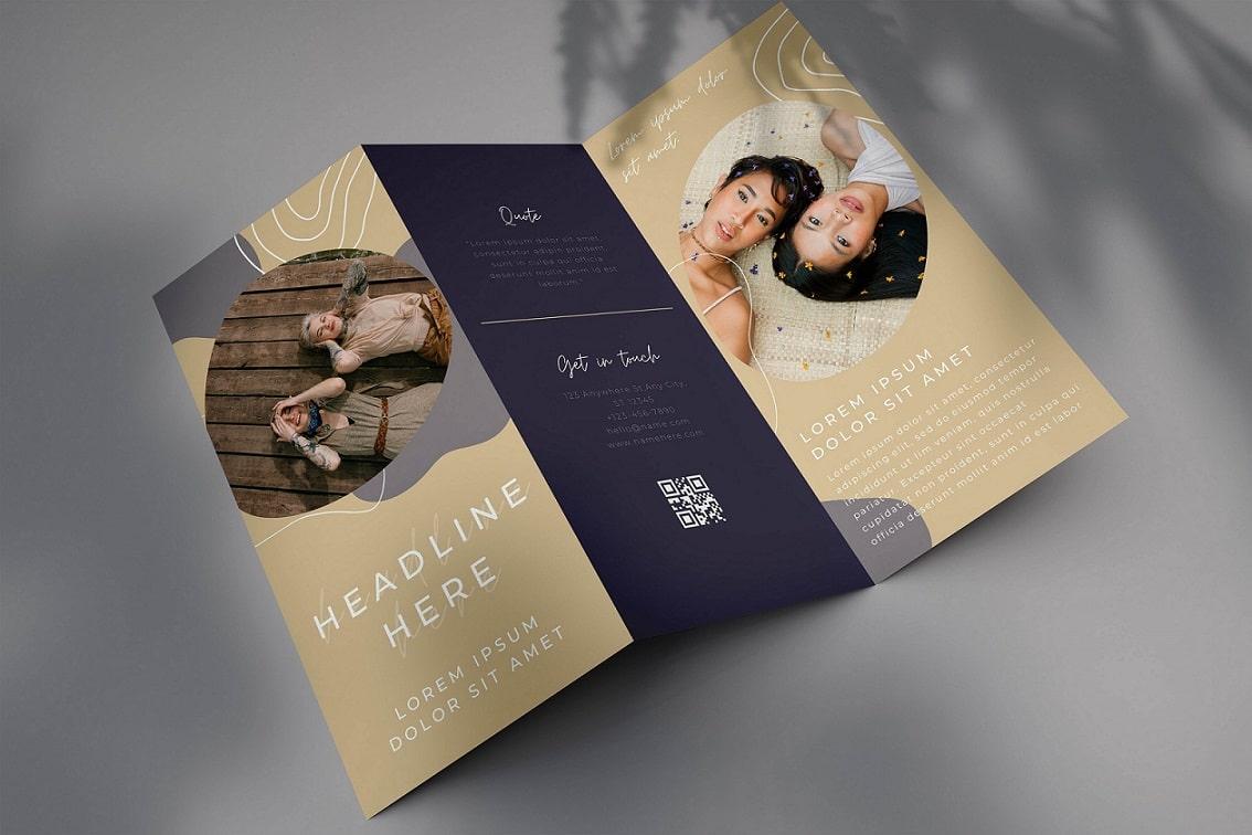 Free Printable Canva Brochures