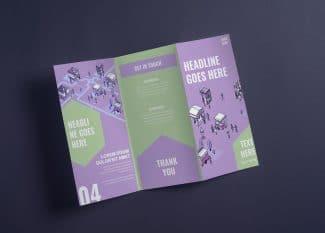 Simple Canva Brochure Templates