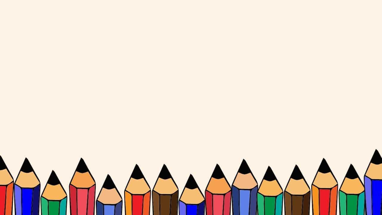 free educational background google slides