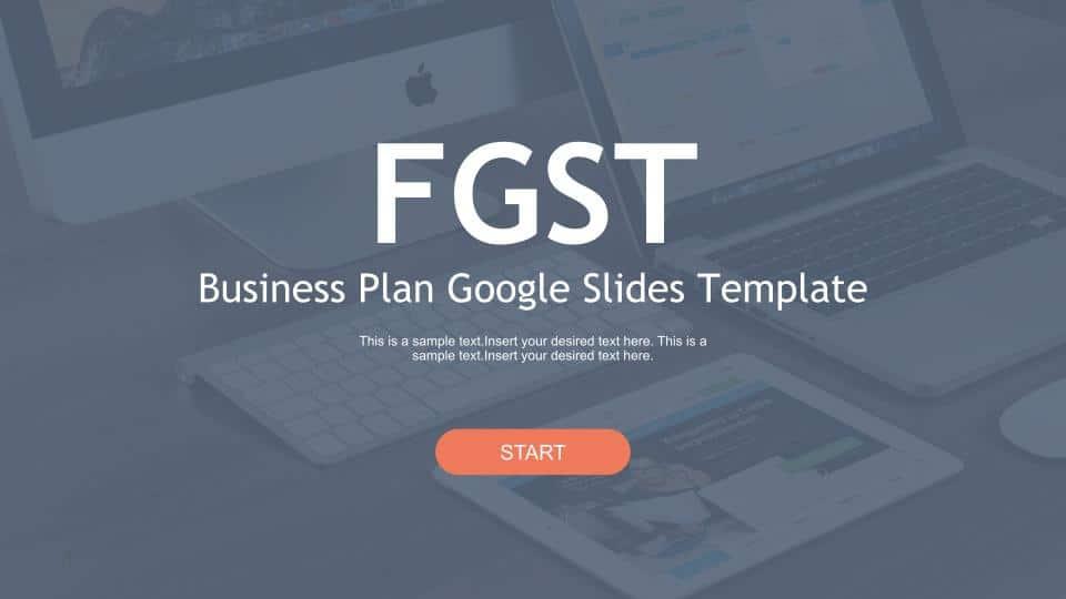 Free Google Slides Business Report Templates