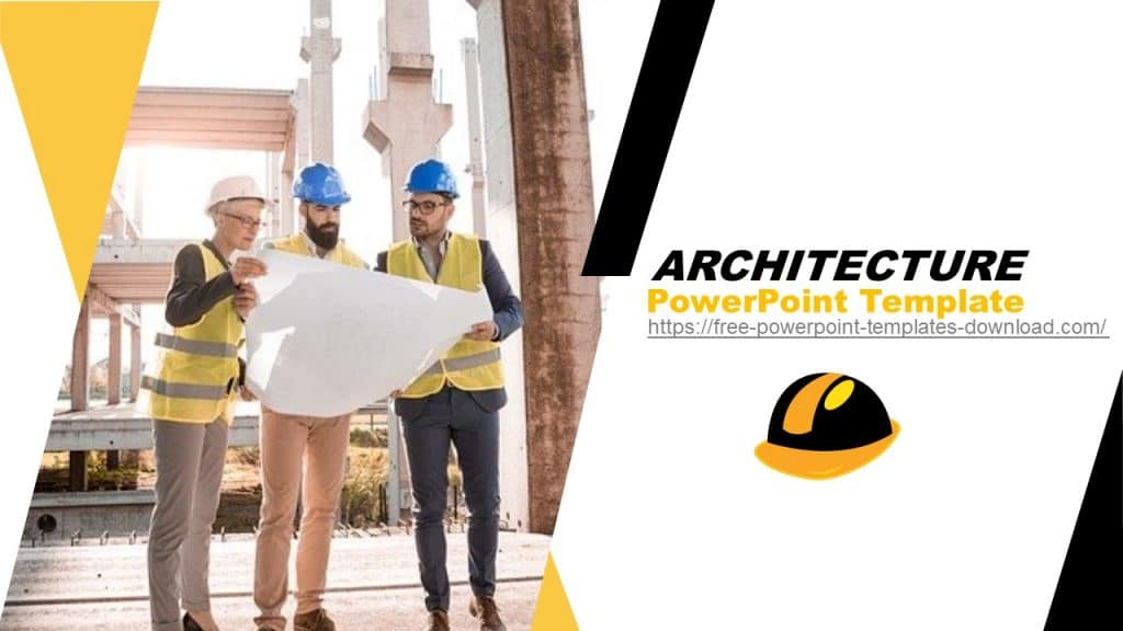 Modern Architecture Free PowerPoint Templates